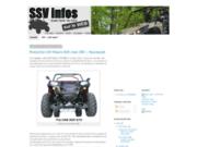 SSV infos, l'actu du monde du SSV