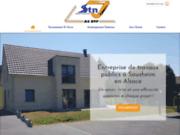 AS BTP STN, société experte en BTP dans le Haut-Rhin