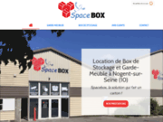Spacebox à Nogent-sur-Seine