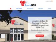 Spacebox à Nogent-sur-Seine