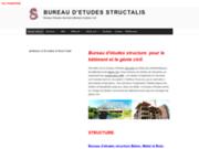 Bureau d'études structures batiment