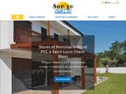 Sun'Go Stores 68 : Installation et entretien de stores, pergolas et fermetures à Saint-Louis