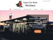 Super Car Wash Montigny à Montigny-le-Bretonneux