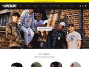 Supercaps, casquettes et accessoires de mode