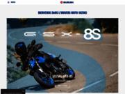 Site officiel de Suzuki-Moto