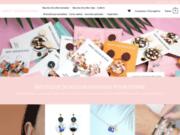 Marque de bijoux artisanaux de fabrication française