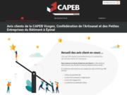 CAPEB Vosges à Épinal,