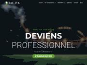 Tac Tyk, site de conseils et d'orientation pour devenir footballeur professionnel
