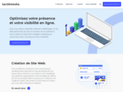 Tactikmedia: Agence Marketing Web et SEO