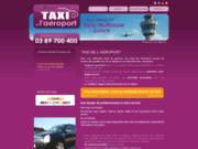 Taxi de l'aéroport Bâle-Mulhouse et Zurich