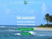 Taxi Guadeloupe, compagnie de taxi à Guadeloupe