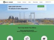 TAXI COOP - Taxi Québec, Taxi Sainte-Foy