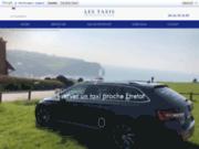 Service de Taxi à Fécamp - Les taxis de Hautes Falaises