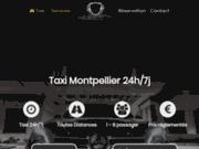 Compagnie de Taxi à Montpellier