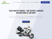 Taxydriver : Taxi Moto Paris