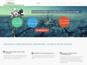 TAXI MOTO Paris et IDF - taxydriver06.com
