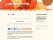 Association TDAH Partout Pareil
