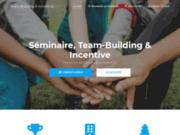 Séminaire team buiding et incentive Auvergne
