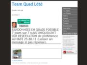 Team quad Lètè : randonnées quad à la Réunion