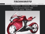 Vente en ligne de pièces moto  - Technimoto