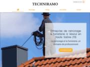 TECHNIRAMO expert de l'entretien de cheminée à Vesoul