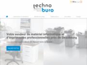 Techno Buro - Vendeur de matériel informatique