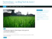 Parcourez les différents tests complets du blog TechnoDays