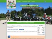 Terr'Aventure - Randonnées quad Mont Ventoux (84)