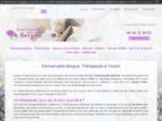 Emmanuelle Bergue, Thérapeute à Toulon