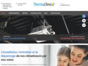 Thermaclima : chauffagiste et climatiseur sur Nancy
