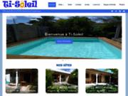 Location de vacances en Guadeloupe  gite Ti-Soleil