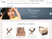 Tignass.com, des extensions de cheveux 100% naturels
