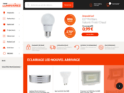 Tike-luminaires.com, Vente de luminaire Led