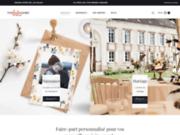 Atelier créatif et faire-part personnalisé : Tonfairepart
