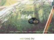 Instrument de musique tongue drum