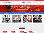 Tool Fitness, le fitness à prix discount
