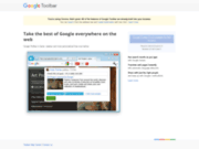 Google Toolbar - Barre d'outils Internet Explorer
