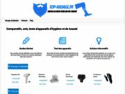 Site de comparatif de rasoirs, tondeuses et épilateurs