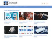 TouchMobile, l'actualité smartphone