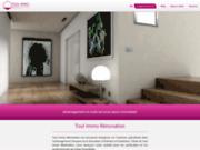 Toul Immo Rénovation SAS est le spécialisate de la rénovation et de l'aménagement