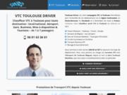 Chauffeur VTC à Toulouse
