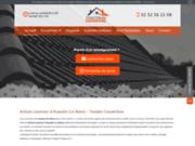 Entretien et réparation de toiture à Ruaudin
