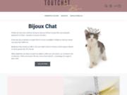 Toutchat : bijoux chat pour femmes