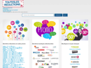 Code promo - touteslesreductions.fr