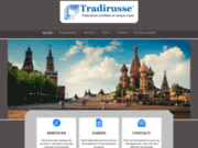 Tradirusse - service de traduction en langue russe