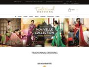 Traditional Dressing, sari pas cher