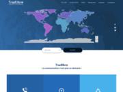 Tradlibre - Traduction et Interprétariat en ligne