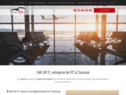 Entreprise de VTC à Toulouse