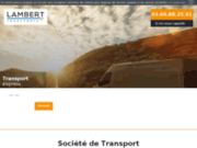 Transports Lambert à Lille - Transport, colis déménageur