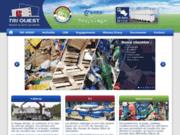 Gestion des déchets - Barbazanges Tri Ouest